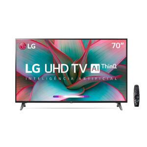 [AME R$ 4500 ]Smart TV LG 70'' 70UN7310 Ultra HD 4K R$ 5000