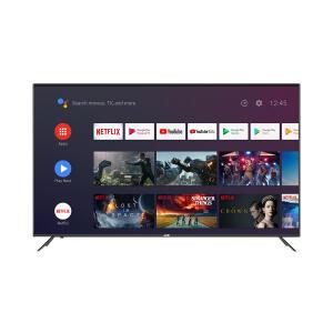"Smart TV LED 70"" JVC LT-70MB508 ULTRA HD 4K Android Google Assistance Dolby Digital Stereo Plus 4 HDMI 3 USB R$3599"