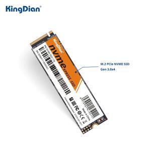 SD KingDian m2 NVME SSD de 512GB SSD PCIE M.2 nvme de Estado Sólido Interno unidades de Disco Rígido Para Laptop