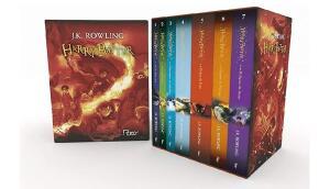 (PRIME) Caixa Harry Potter - Edição Premium + Pôster Exclusivo R$156