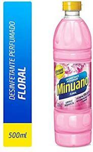 (PRIME) Desinfetante Floral, Minuano, Rosa R$2