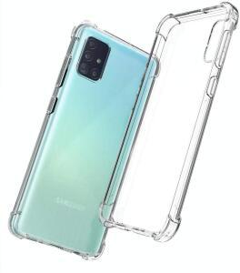 [PRIME] Capa Anti Shock para Samsung Galaxy A51 2020 | R$12,50