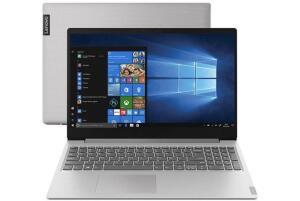 "Notebook Lenovo Ideapad S145 81V70008BR - AMD Ryzen 5-3500U 8GB 256GB SSD 15,6"" Windows 10"