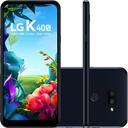 Smartphone LG K40s 32GB | R$799