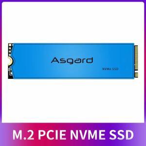 SSD NVMe Asgard 500gb R$412