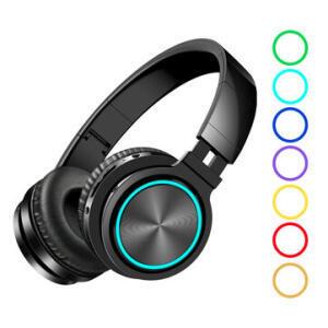 Fone de Ouvido Over Ear BlitzWolf® AIRAUX AA-ER1 Bluetooth 5.0 - R$122