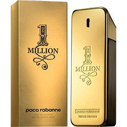 [AME R$ 308 ] Perfume Paco Rabanne 1 Million Masculino Eau de Toilette 200ml R$ 440