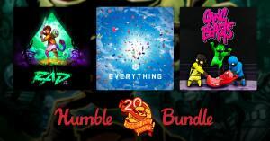 Humble Bundle - 30 jogos
