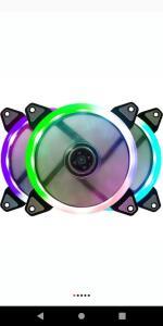 Cooler Fan Bluecase Ring, RGB Automático, 12cm | R$39