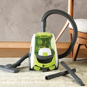 Aspirador de Pó com filtro HEPA Fun Clean - 1400W | R$176