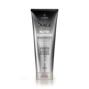 Shampoo Siàge Nutri Diamond 250ml | R$17