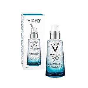 [Cupom 1a compra +AME = R$90,41] Sérum Vichy Mineral 89 50ml | R$ 130