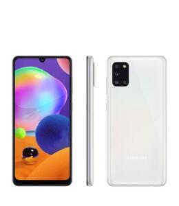 Smartphone Samsung Galaxy A31 128GB [R$ 100 de Volta no Magalu Pay]