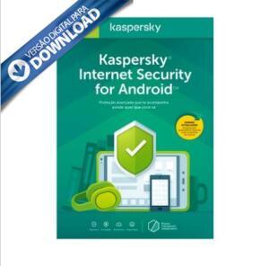 Kaspersky Internet Security 2020 para Android 1 Dispositivo - Digital para Download