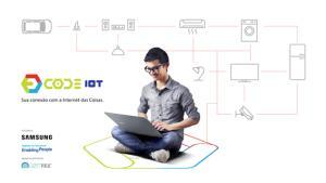 [Samsung + CodeIOT] Curso programação 'Internet das Coisas'