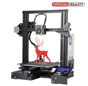 Impressora 3D Creality Ender 3 | R$ 1.872