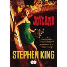 [PRIME] Livro Joyland - capa comum   R$24