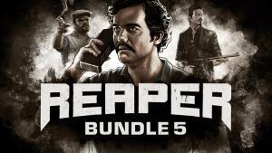 Reaper Bundle 5 - 9 Jogos para Steam (PC) | R$28