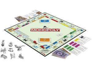 [Magalupay + club lu R$ 10 de volta] Monopoly Classic Tabuleiro