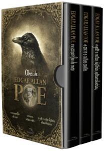 Box Edgar Allan Poe : Histórias extraordinárias (Português) - R$ 30