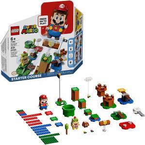Pré-venda LEGO Super Mario Aventuras com Mario Starter Course