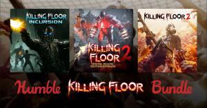 KILLING FLOOR US$1 + 5 DLCs   R$6