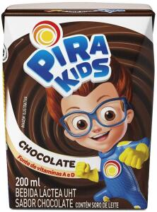 [Prime] Achocolatado Pirakids 200ml