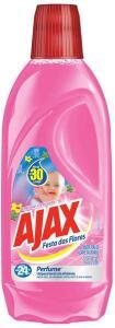 [Prime] Limpador Diluível Ajax Festa Das Flores Perfume Delicado 500 ml