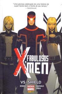 Fabuloso X-men Vs Shield