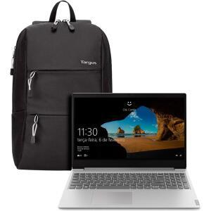 Notebook Lenovo Ideapad S145 10ª Intel Core i5 8GB 1TB + Mochila Targus
