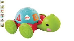 [PRIME] Empurra Tartaruga, Fisher Price, Mattel | R$40