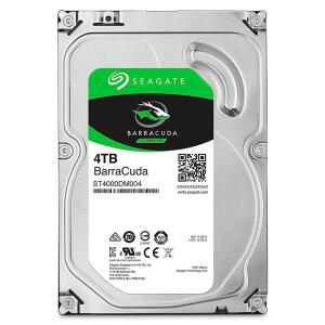 HD Seagate BarraCuda, 4TB, 3.5´, SATA - ST4000DM004 - R$ 619