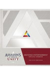 Livro Assassin's Creed Unity - Abstergo Entertainment Employee Handbook