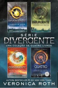eBook - Série Divergente - R$33