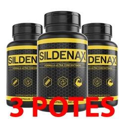 Sildenax Original 3 Potes - Promoção Potência | R$ 250