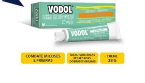 VODOL CREME 28G | R$ 10