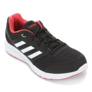 Tênis Adidas Duramo Lite 20 Masculino - Preto e Vermelho R$ 140