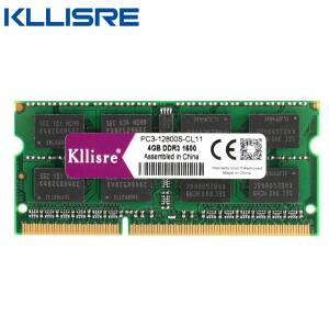 Kllisre DDR4 16GB Ram laptop 2666MHz R$ 255