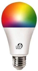 Lâmpada Bulbo LED Smart Wi-Fi Inteligente 10W Branco Frio e Quente R$ 89