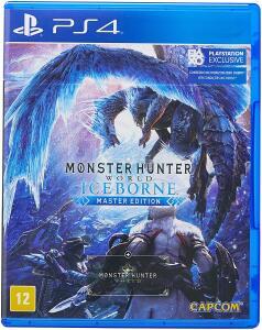 Monster Hunter Iceborne PlayStation 4 [Frete Grátis]Prime