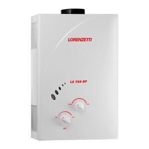 Seleção de aquecedores de Água GLP/GN a partir de R$ 474