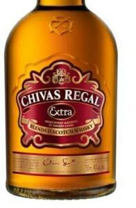[APP/R$50 de volta] Whisky Chivas Regal Extra Escocês - 750ml | R$ 142