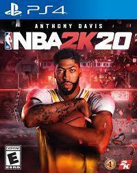 [PS4] Jogo - NBA 2K20   R$20