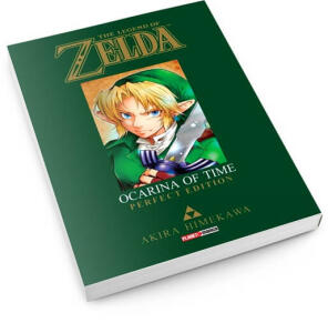 Mangá The legend of Zelda - Ocarina of Time | R$30