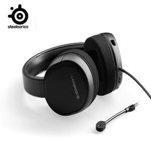 Fones de ouvido steelseries arctis raw computador 7.1, headset e-sports para jogos R$248