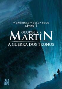 eBook - A guerra dos tronos (As Crônicas de Gelo e Fogo Livro 1)   R$16