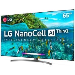 (R$ 4.116 com AME) TV LED 65'' LG 4K Nanocell Smart 65SM8100