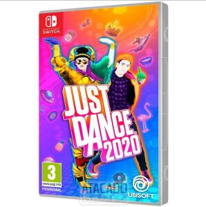 Just Dance 2020 - Nintendo Switch | R$80