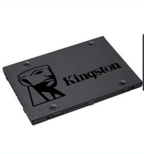 SSD Kingston A400, 480GB, SATA | R$ 380