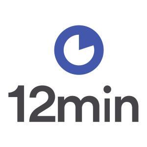 [33% OFF] Assinatura Anual 12 Minutos - R$ 167